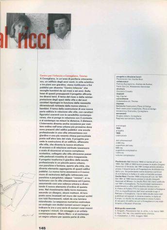 ALMANACCO DI CASABELLA GIOVANI ARCHITETTI ITALIANI 1997-2008 - Foto 2