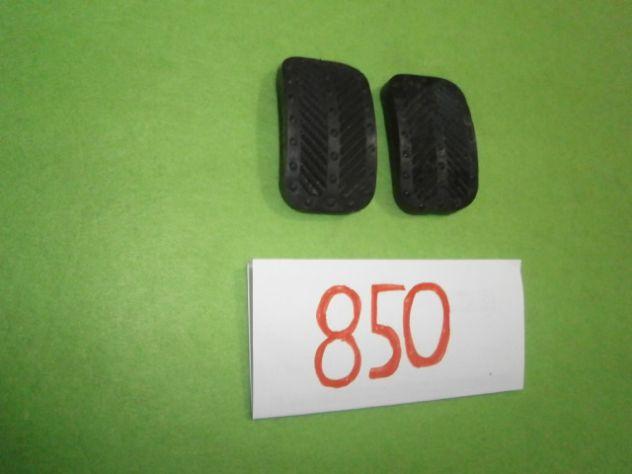 Gommini pedaliera Fiat 850 sport spider coupe' NUOVI or. Fiat 4130397 - Foto 5