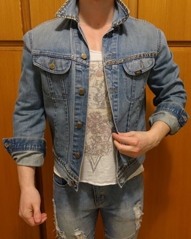 Giacca dire jeans LEE
