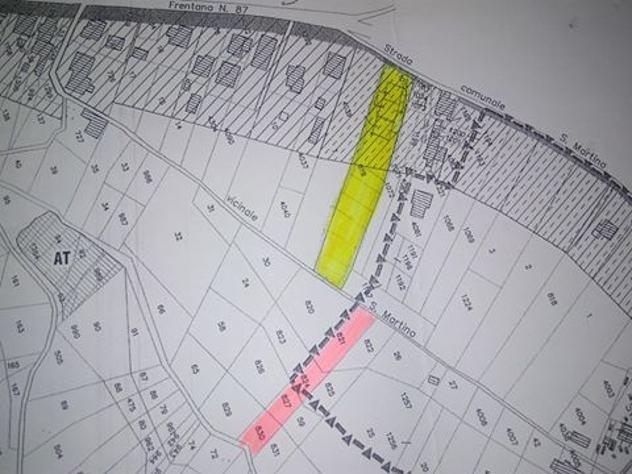Terreno edificabile / agricolo mq 3630 prezzo euro 99.000