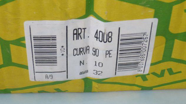 Lotto di raccordi e collari per tubo da 32 mm - Foto 9