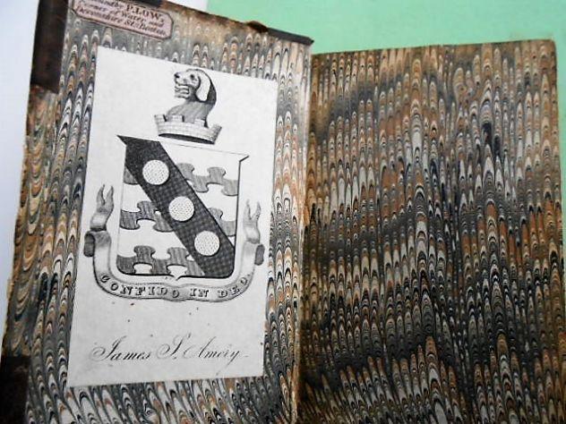 G.B.GUARINI Il PASTOR FIDO Firenze Borghi e C. 1826.Mini libro - Foto 3