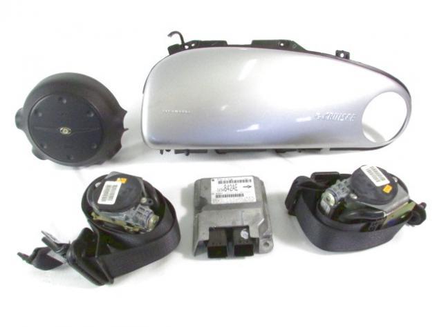 04794842AE KIT AIRBAG CHRYSLER PT CRUISER 1.6 85KW 5P B 5M (2002) RICAMBIO  …