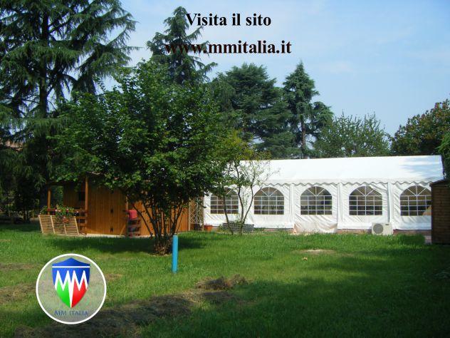 Tendoni per Eventi e Feste, in Pvc Ignifugo  5 x 10  MM italia