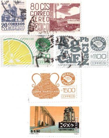 Francobolli da collezione Stati americani - Foto 6