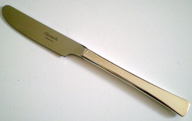 Coltello frutta Christofle (Made in France) mod. Concorde NEW OLD STOCK