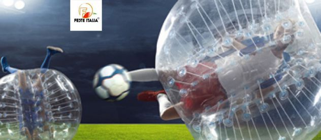 affitto noleggio bubble football o bubble soccer  frosinone - Foto 2