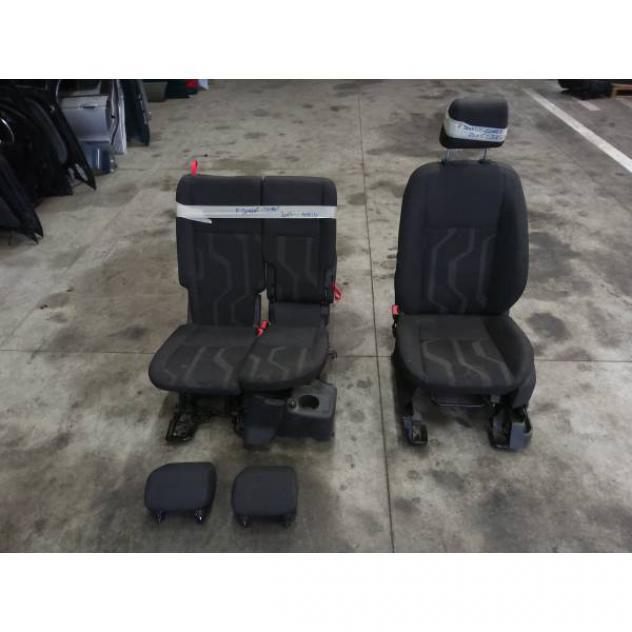 TAPPEZZERIA COMPLETA FORD TRANSIT Custom Kombi (12) 1560 Diesel 70 (2015) R …
