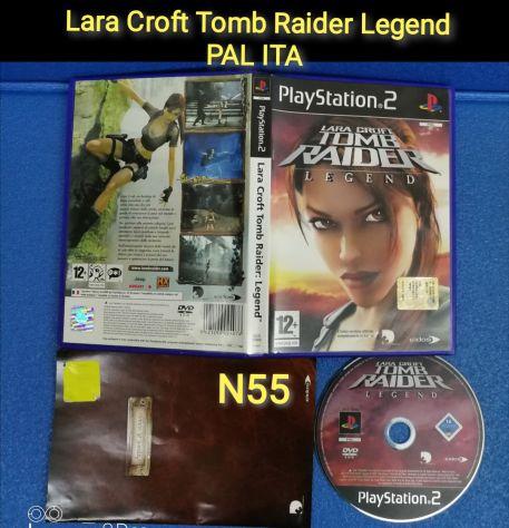 Lara Croft Tomb Raider Legend PAL ITA