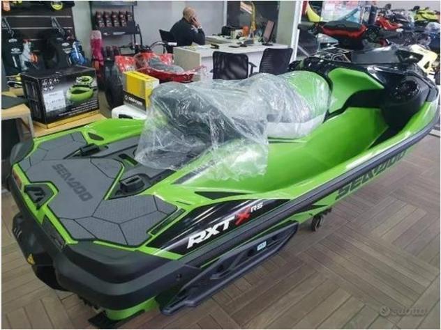 moto d'acquaSea Doo RXTX E RXPX 300 RS
