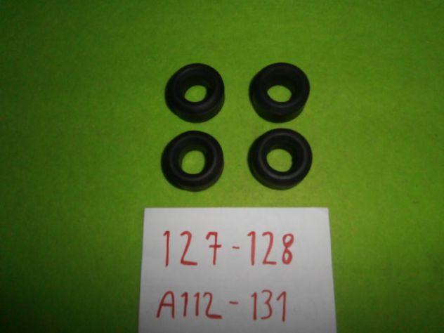 Boccole barra stabilizzatrice Fiat 127 128 131 Autobianchi A112 NUOVE  (4 pz) - Foto 2