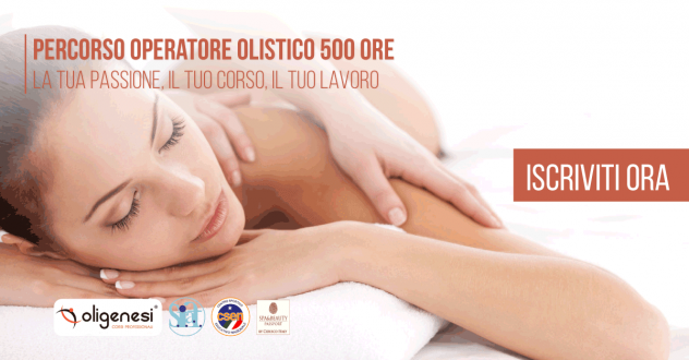 CORSO DI MASSAGGIO A BOLOGNA  RICONOSCIUTO CSEN, SIAF E CIDESCO ITALIA (500 ORE)