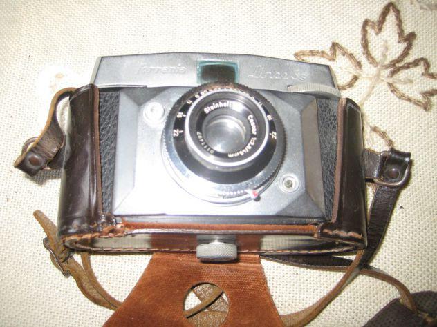 macchina fotografica Ferrania Lince 3S primi '60 - Foto 4