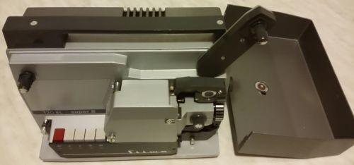 Storico Proiettore Silma 120 SL Super 8 vintage perfetto non testato