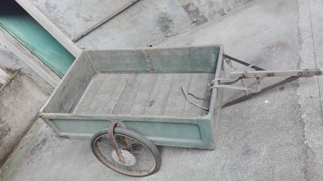 Vecchio Carretto carrettino biroccino