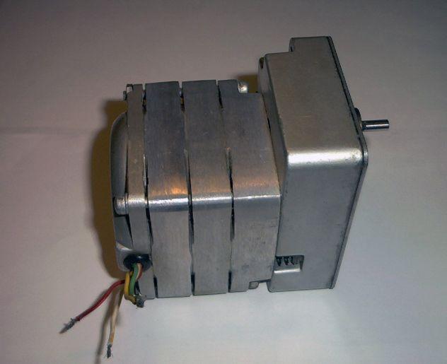 Motore elettrico, sincrono, da 75 RPM - Foto 3