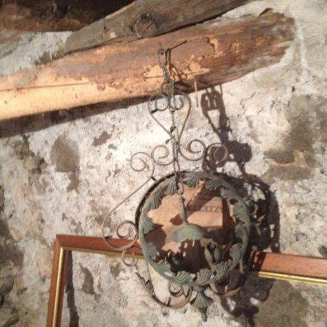 Antichi lampadari artistici