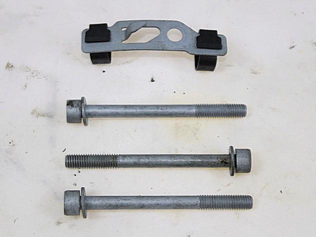 BMW K 1300 R 07129904837 BULLONI M8X90 ALTERNATORE K43 04 - 16 GENERATOR BOLTS