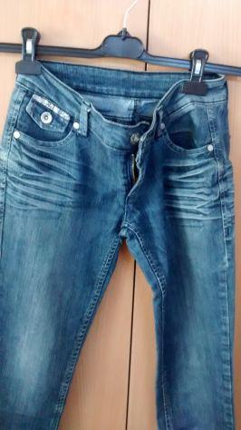 Jeans e minigonne in jeans