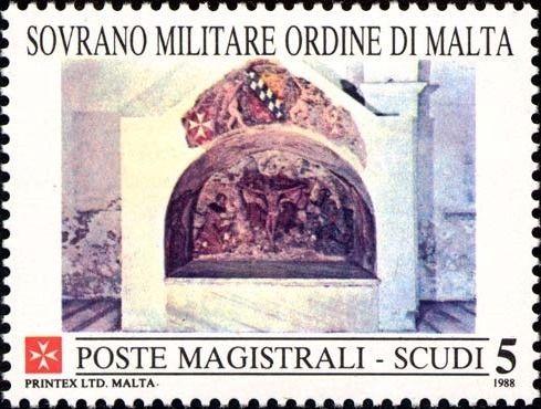 Francobolli nuovi annata 1988 S.M.O.M. - Foto 8