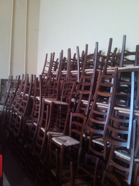 Tavoli E Sedie Per Pizzeria Usati.Tavoli E Sedie Per Ristorante Annunci Ravenna