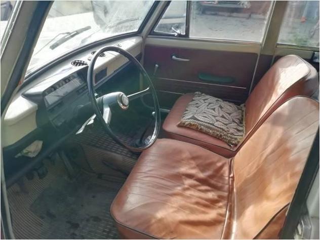 Fiat 1100 Fiat 1100R 1966