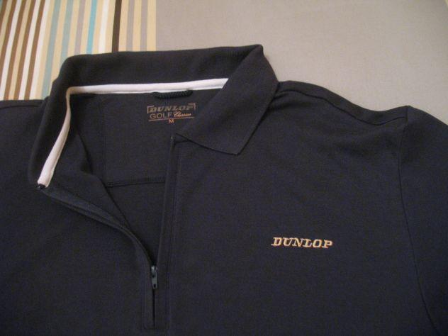 Maglia Polo Dunlop Golf Classic Blu originale taglia M