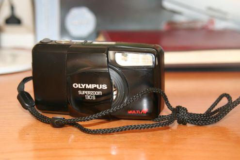 Macchina fotografica analogica Olympus