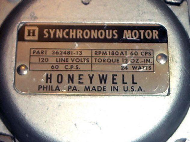 Motore elettrico, sincrono, da 75 RPM - Foto 5