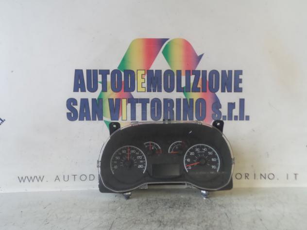 QUADRO STRUMENTI COMPL. FIAT DOBLO CARGO (3V) (12/09)
