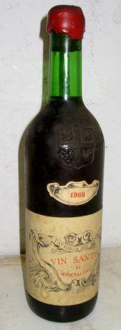 Vino Vin Santo di Montalcino 68