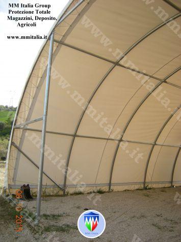 AGRITUNNEL, HANGAR USO DEPOSITO AEREI 9,15 X 20 PROFESSIONALI € 5.327,00 - Foto 6