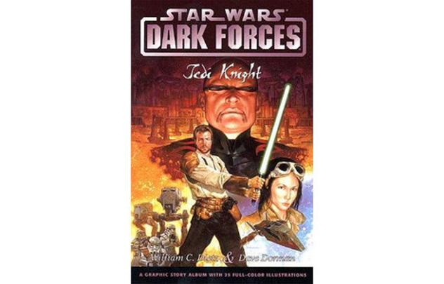 Star Wars- Jedi Knight- Dask Forces II Euro 3