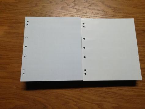 100 intercalari (divisori) per album