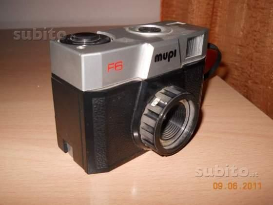 Macchina fotografica MUPI F6 anni 70 - Foto 2