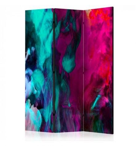 Paravento Multicolore ARREDALACASA N. 13 Con 3 Ante
