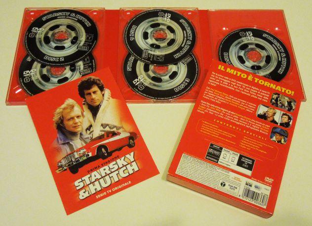 Starsky & Hutch, prima stagione, cofanetto con 5 dvd - Foto 2