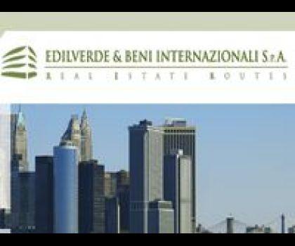 Edilverde e Beni internazionali S.p.A.