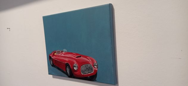 Quadro Ferrari d'epoca - Foto 2