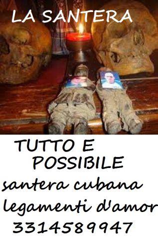 SANTERA CUBANA LEGAMENTI  D'AMORE PALO MAYOMBE 3314589947 - Foto 3