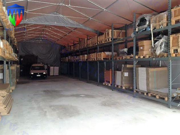 Coperture in Pvc Tendoni Agritunnel strutture industriali MM italia - Foto 8