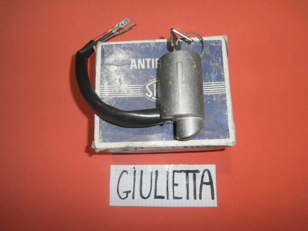 Bloccasterzo commutatore accensione Alfa Romeo Giulietta Sipea 700701