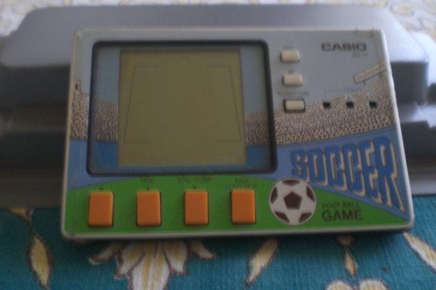 Giochi elettronici vintage anni 80 CREATIVISION MICROVISION CASIO SOCC - Foto 4