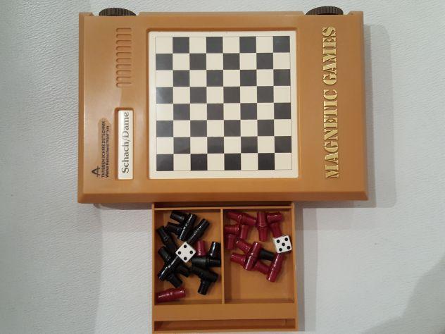 Magnetic Games - gioco vintage da viaggio - Foto 2