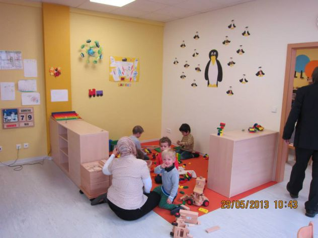Educatori per l'infanzia in Germania