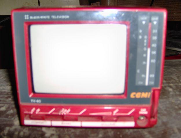 TELEVISORE CGM TV60 5