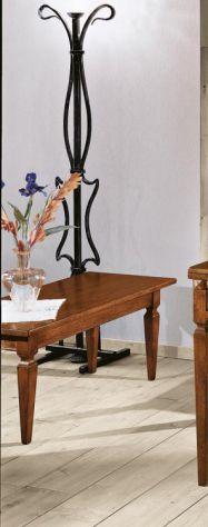 Tavolino rettangolare stile arte povera cod 10938