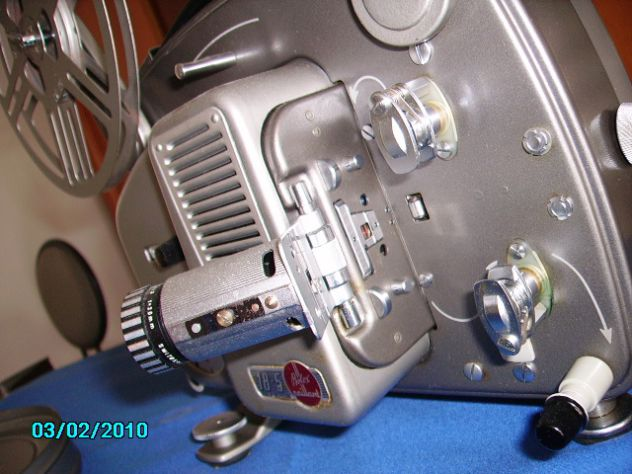 Proiettore Bolex Paillard 18-5 - Foto 3