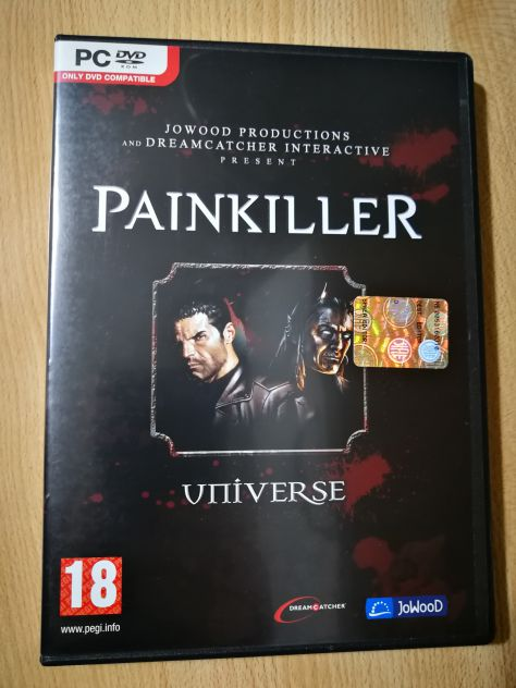 Videogiochi PC  PainKiller  Windows 7