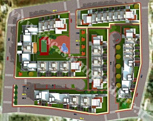 Nuovi appartamenti, ville singole e a schiera in classe A - Foto 6